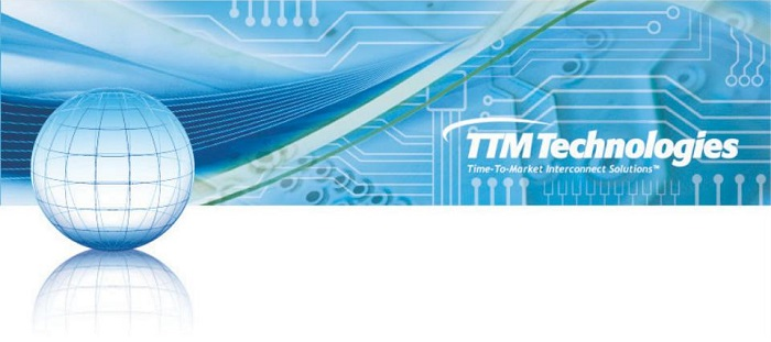 TTM Technologies Records Strong Fiscal Results in Second