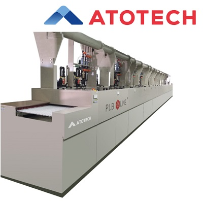 Atotech Introduces Innovative Horizontal Production Equipment for PCB Manufacturers