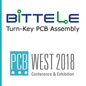 Bittele Electronics Confirms Participation at PCB West 2018