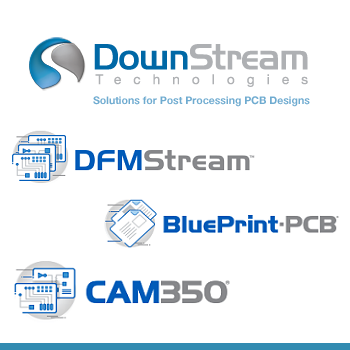 DownStream Releases Updated Versions of CAM350, DFMStream & BluePrint-PCB
