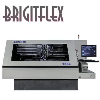 Brigitflex Installs Excellon 154L D/R Vision System for Large Panel PCB's