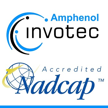 Amphenol Invotec Receives Nadcap Accreditation for Its Telford Site in England
