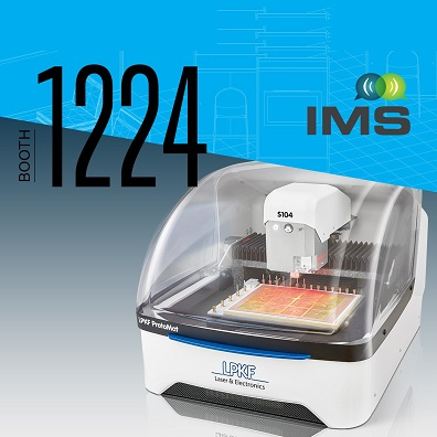 LPKF to Demonstrate Latest Benchtop PCB Prototyping Machines at IMS 2019