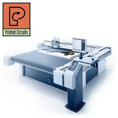 Printed Circuits Installs Zünd High Speed CNC Cutter/Routing Machine
