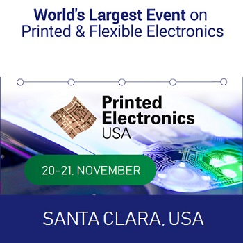 Agenda for Printed Electronics USA 2019 Released