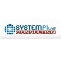 SYSTEM PLUS CONSULTING
