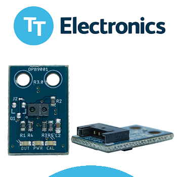 TT Electronics Unveils PCB Module with Integrated Reflective Object Sensor