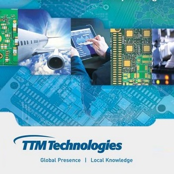 TTM Technologies Releases First Fiscal Quarter 2019 Results