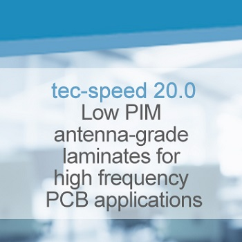 Ventec Unveils Four New Low PIM Antenna Grade Laminates for High-Frequency PCB Applications