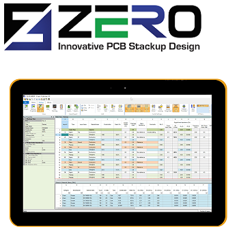 Z-zero Releases 2019 Version of Z-Planner and Z-Solver PCB Stack-Up Design Softwares